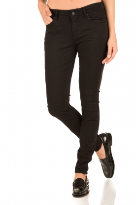 Articles of Society | Skinny jeans Mya | zwart