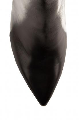 Noe | Enkellaars Nipola | zwart