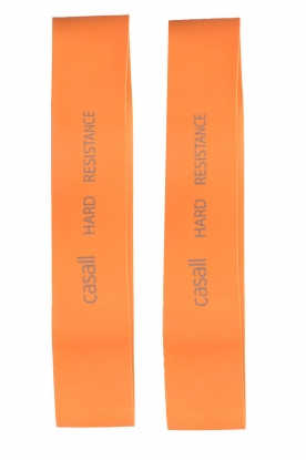 Casall | Rubber band Hard | oranje