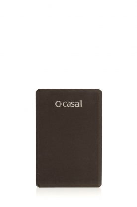 Casall |  Yoga Block | black
