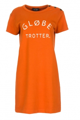 Amatør |  Dress Globe | orange