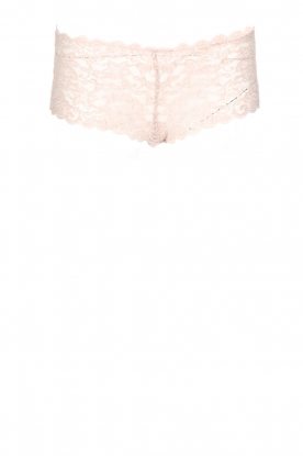 Hanro |  Lace hipster Moments | pink