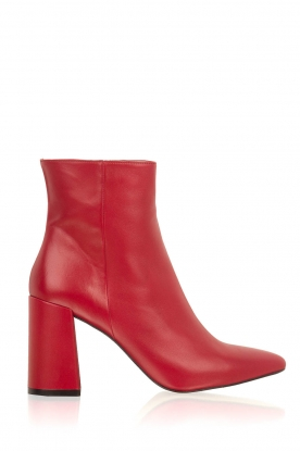 Toral |  Ankle boots Lolita | Red