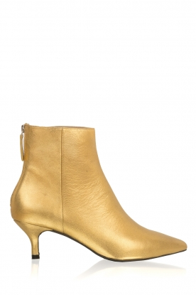 Toral |  Metallic ankle boots Lalia | Gold