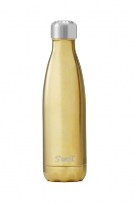 S'well Bottle | Thermosfles warm/koud Champaigne 500 ml | gold