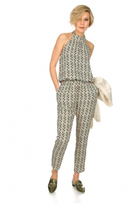 Aaiko | Jumpsuit Salita | naturel