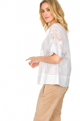 Hunkydory | Top Holy | wit