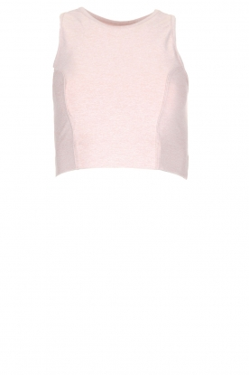 Varley | Cropped sport top Agnes | pink
