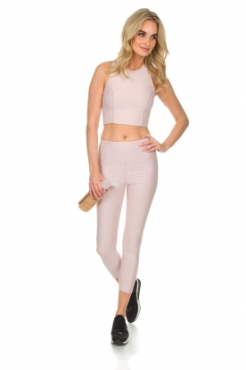 Varley   Cropped sporttop Agnes   roze