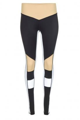 L'URV |  Sports leggings Burn It Up | black