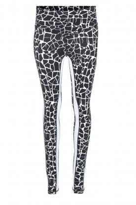 L'URV | Sportlegging Work It Out | zwart