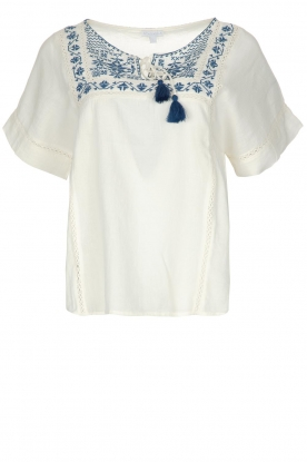 Star Mela |  Top Noli | white