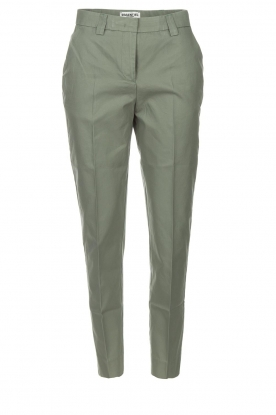 Essentiel Antwerp |  Trousers Runched | green