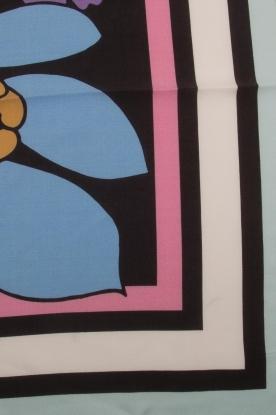 Essentiel Antwerp | Zijden sjaal Reshape | blauw