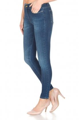 Lois Jeans | Cropped jeans Cordoba Regular Waist | Blauw