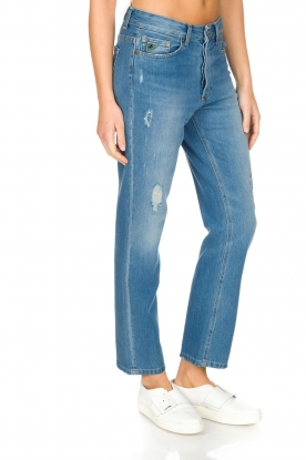 Lois Jeans | Straight jeans Retro | blauw