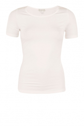 Hanro | T-shirt soft touch | off-white