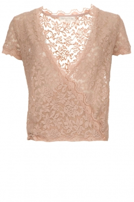 Rosemunde |  Lace top Delicia | pink