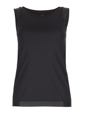 Nunu |  Sports top | black