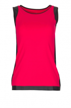 Nunu |  Sports top Breakfast | pink
