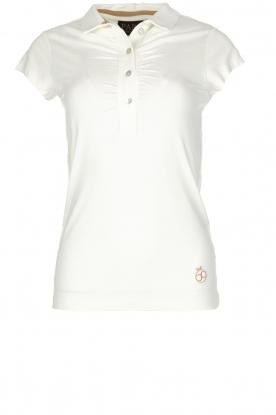 Par 69 |  Golfpolo Bien | white