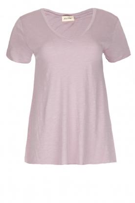 American Vintage | T-shirt Jacksonville | mauve