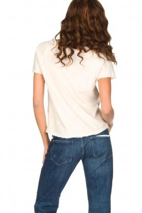 American Vintage | T-shirt Sonoma | Naturel