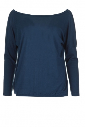 BLAUMAX |  Top Santaigo | Dark blue