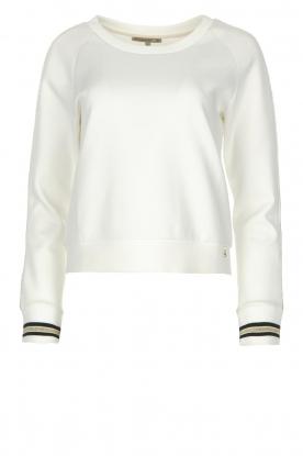 Patrizia Pepe | Sweater Ambra | wit