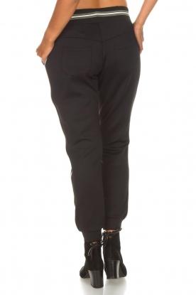 Patrizia Pepe | Pantalon Avera | zwart