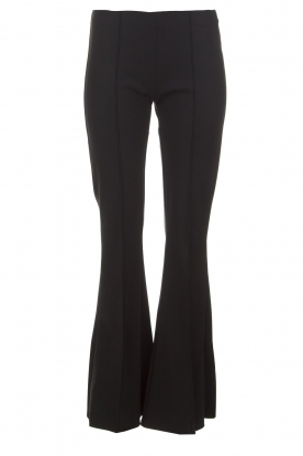 D-ETOILES CASIOPE |  Flared pants Margeaux | black