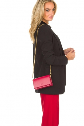 ELISABETTA FRANCHI |  Shoulder bag Rosia | red