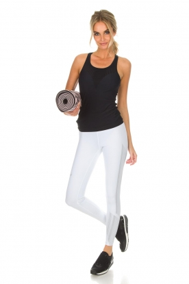 Casall |  Sports leggings winner | white
