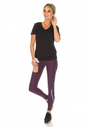 Casall |  Sports leggings Streamline | purple