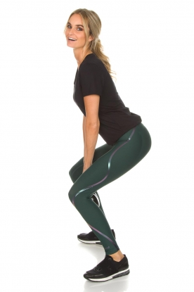 Casall |  Sport leggings Streamline | green
