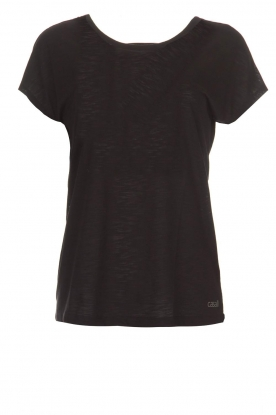 Casall |  Sports top Raw | black