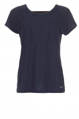 Casall |  Sports top Raw | blue