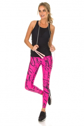 Casall | Sportlegging Motivation | roze