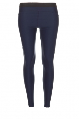Casall |  Sports leggings Raw | navy