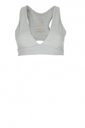 Varley |  Sports bra Brooks Crop | grey