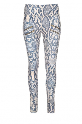 Varley |  Sports leggings Palms Tight | animal print