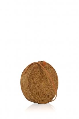 Little Soho | Rotan tas Bali | Bruin