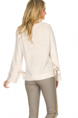 Knit-ted | Trui Jessica | naturel