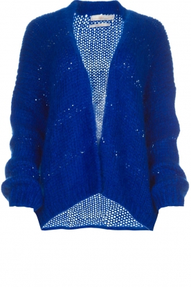 Aaiko | Vest Dylene | blauw
