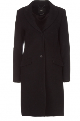 Set |  Classic coat Jinthe | black