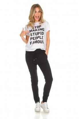 Set | Statement T-shirt Fame | wit