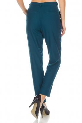 Set | Pantalon Daisy | blauw