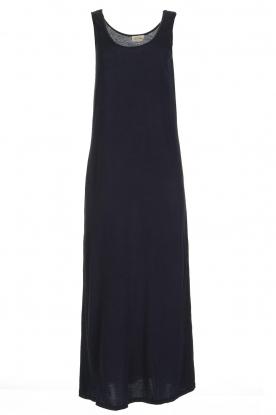American Vintage   Maxi-jurk Jockoville   blauw