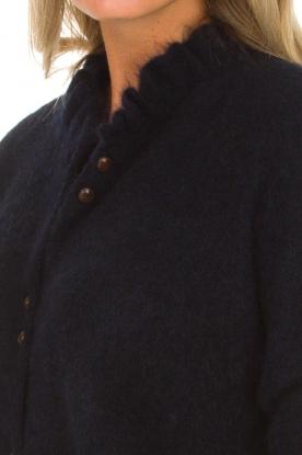Des Petits Hauts | Vest Celise | blauw