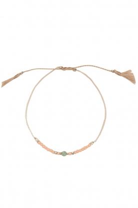 Tembi | Armband Lulu Bar | nude